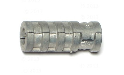 1/2  SINGLE EXPANSION SHIELD ANCHOR