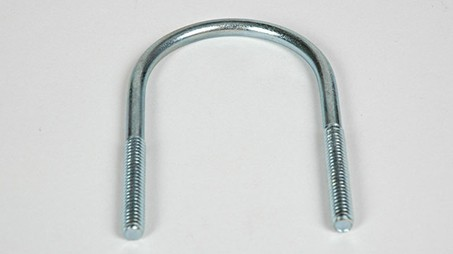 1/4-20 X 2 304 STAINLESS STEEL U-BOLT 2 PIPE