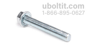 Serrated Flange Bolts & Screws