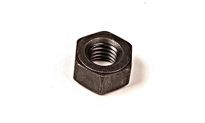 7/16-14 A194 GR 2H HEAVY NUTS BLACK