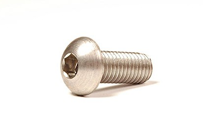 1/4-20 X 2 18-8 STAINLESS STEEL BUTTON SOCKET HEAD