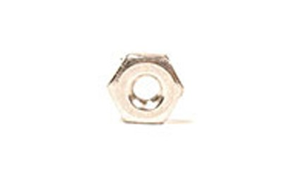 10/24 MACHINE NUTS ZINC PLATED