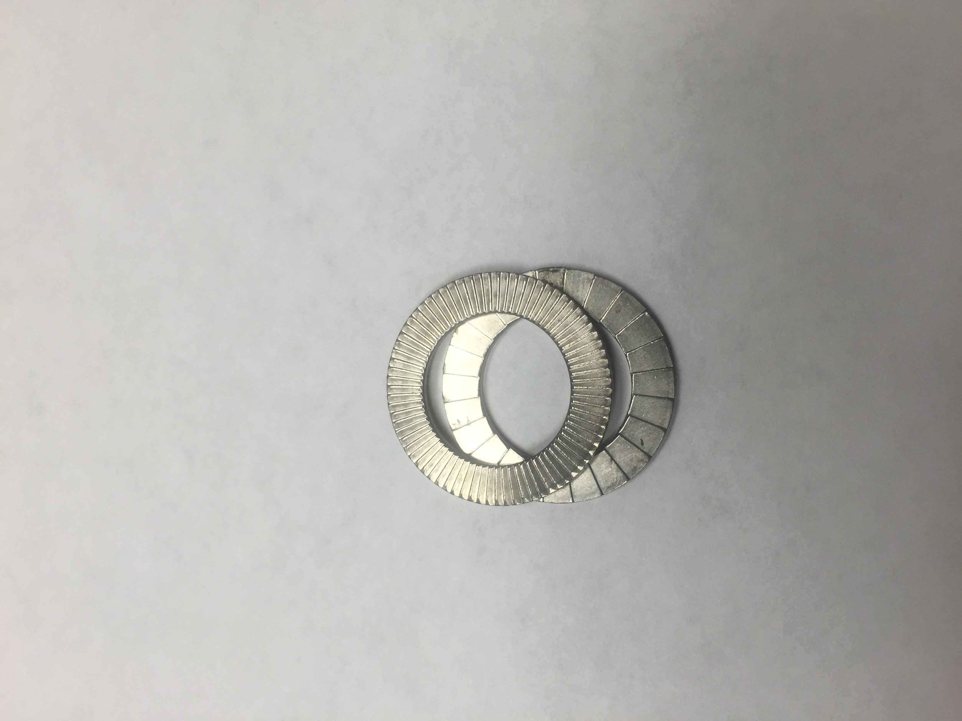 5/16 316 STAINLESS STEEL NORD-LOCK WASHER LARGE PATTERN