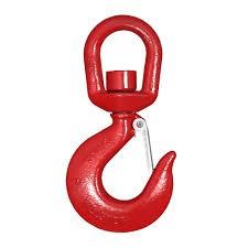 5 Ton Grade 80 Alloy Swivel Hoist Hook