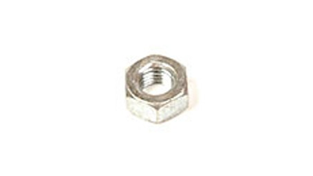 1 1/8-7 FINISHED HEX NUT ZINC PLATED