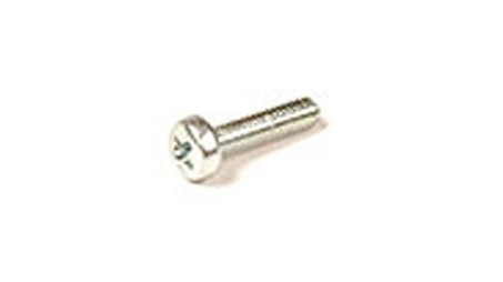 M2-.40 X 8MM A-2 STAINLESS STEEL SLOTTED CHEESE HEAD MACHINE SCREW
