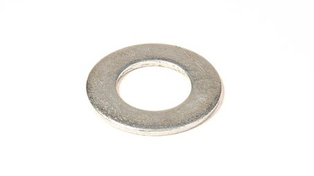 1/4 SAE FLATWASHER ZINC PLATED