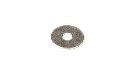 1/4 X 1-1/4 FENDER WASHER ZINC PLATED